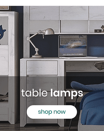 Lights by Style: Table Lamps