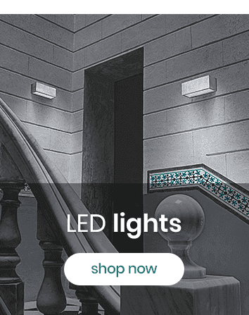 Lights by Fitting Type: LED Lights